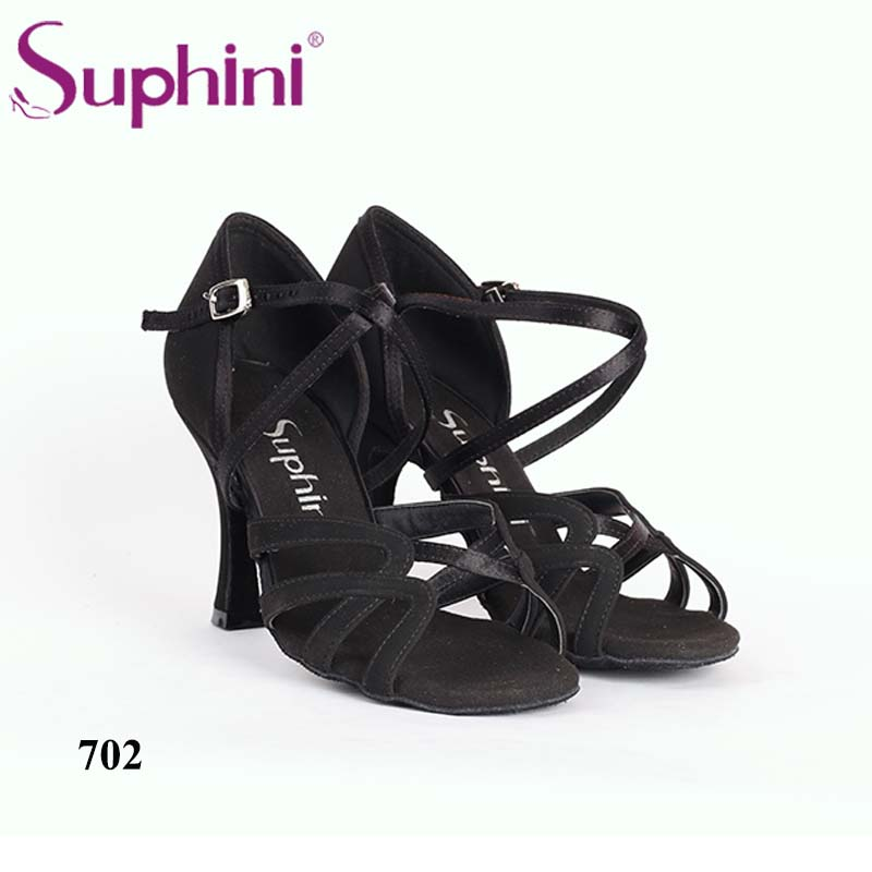 FREE SHIPPING Suphini Bravo Leopard Woman Latin Dance Shoes Different colors Comfortable Latin Salsa Dance Shoes free shipping suphini you can choose heels latin dance shoes basic model woman latin dance shoes