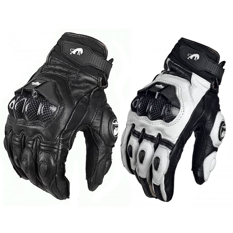 Cycling Gloves Winter Bike Motorcycle Cycling Riding Motocros Gloves Touch Screen Racing Leather Gloves