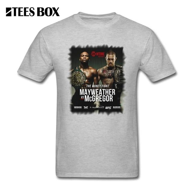 5473b2599 Graphic Tees Conor McGregor vs Adult Pre-Cotton Short Sleeve T-Shirt  Comfortable Men's Trendy T Shirts