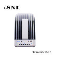 Tracer2215BNAN 20A MPPT Solar Charge Controller cell battery charger control 2215BN 100W 200W Solar panel Regulator