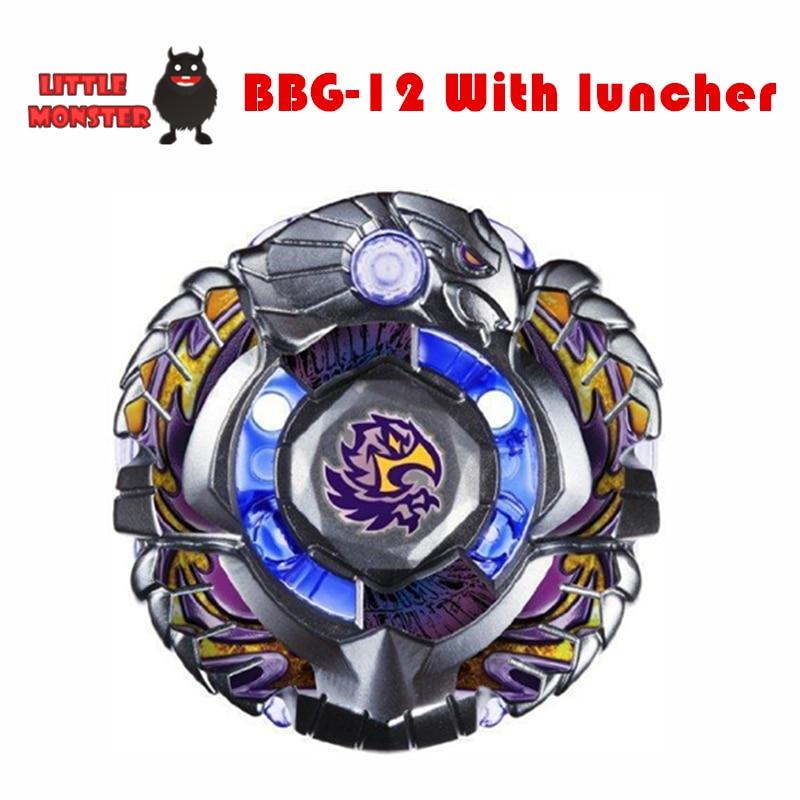 1PCS BEYBLADE METAL FUSION beyblade Zero G BBG12 Synchrom Booster Archer Gryph C145S Metal Fusion 4D