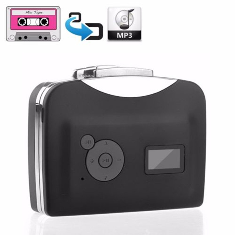 Cassette Player Tape To USB Flash Disk Cassette To MP3 Converter Walkman Cassette Player Old Cassette Tape To Mp3 Convert To Usb