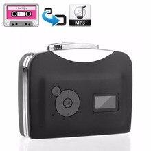 Кассетный плеер лента для USB флэш-диск Кассета для MP3 конвертер Walkman кассетный плеер старая Кассетная лента для mp3 Конвертация в usb