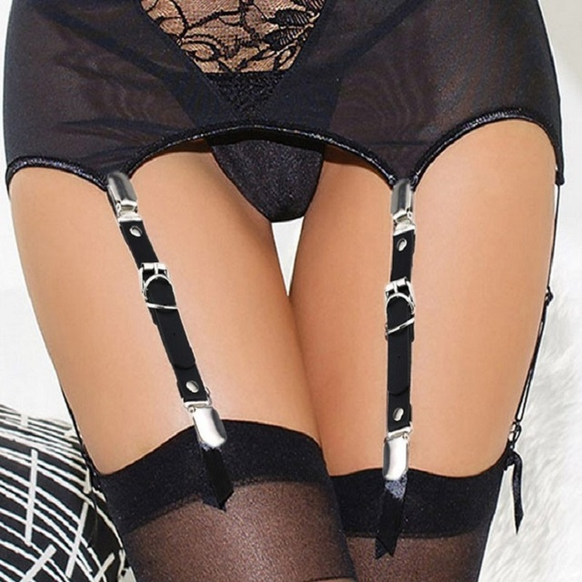 Handmade Genuiue Leather Garter belt