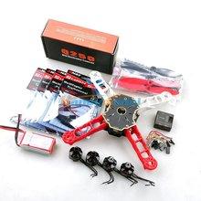 Drones Q250 Quadcopter with CC3D Flight Controller & Motor & ESC & Prop ARF Combo