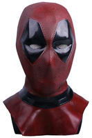 Deadpool Wilson Cosplay Wade Winston Mask Costume Submarine Deuce Full Face Helmet Adult Cosplay Costume Props