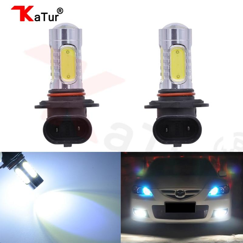 Car Lights Strict 2pcs High Quality H8 Fog Light 15 Smd 2835 Led H11 Hb3 9005 9006 High Power Led Drl Bulb Fog Driving Light Bulb White Yellow 12v High Quality Goods