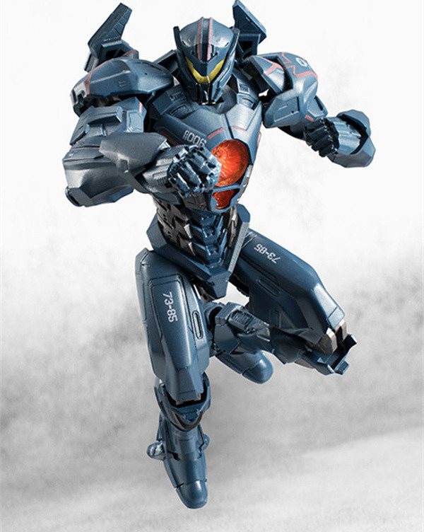 Pacific Rim SABER ATHERNA GIPSY AVENGER BRACER PHOENIX TITAN Anime Action Figure PVC toys Collection figures for friend gift