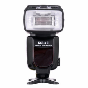 Image 2 - Meike MK 910 MK910 TTL 1/8000 s סנכרון HSS מאסטר וסלייב פלאש speedlite + פלאש טריגר לניקון SB 910 SB 900 D7100 DSLR מצלמה