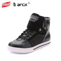 ARCX Motorcycle Boots Motocross Motorcycle Riding Boots Biker Boots Men Leisure Shoes Motorbike Ankle Boots L60455
