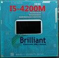 Бесплатная доставка Оригинальный I5 4200 М Процессор I5-4200M Ноутбук ПРОЦЕССОРА SR1HA 3 М Кэш, 2.5 ГГц до 3.10 ГГц PGA946 Поддержка HM87