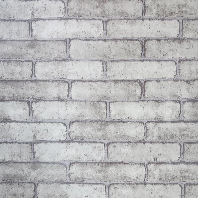 Home Wallpaper Texture aliexpress : buy 100x45cm pvc brick pattern 3d texture