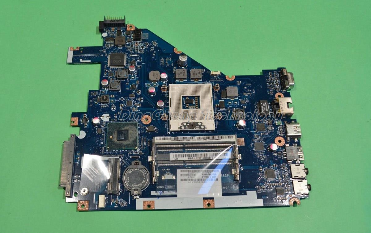 SHELI laptop Motherboard For Acer 5742 PEW71 LA-6582P MB.R4L02.001 MBR4L02001 DDR3 integrated graphics card 100% fully tested