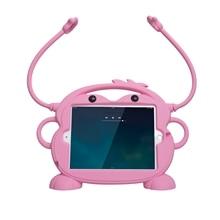 3D Cartoon Kids Shockproof Safe Eva Foam Stand Case For Ipad Mini1234