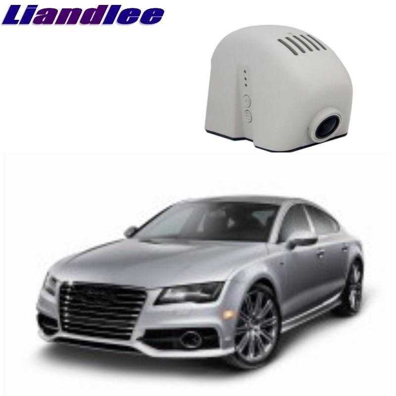 Liandlee For Audi RS7 2013~2016 Car Black Box WiFi DVR Dash Camera Driving Video Recorder цена