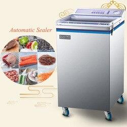 Automatyczne mokrej i suchej żywności uszczelniaczem próżni maszyn do pakowania próżniowego domowego handlowa ZK 320 w Centrum obróbki od Narzędzia na