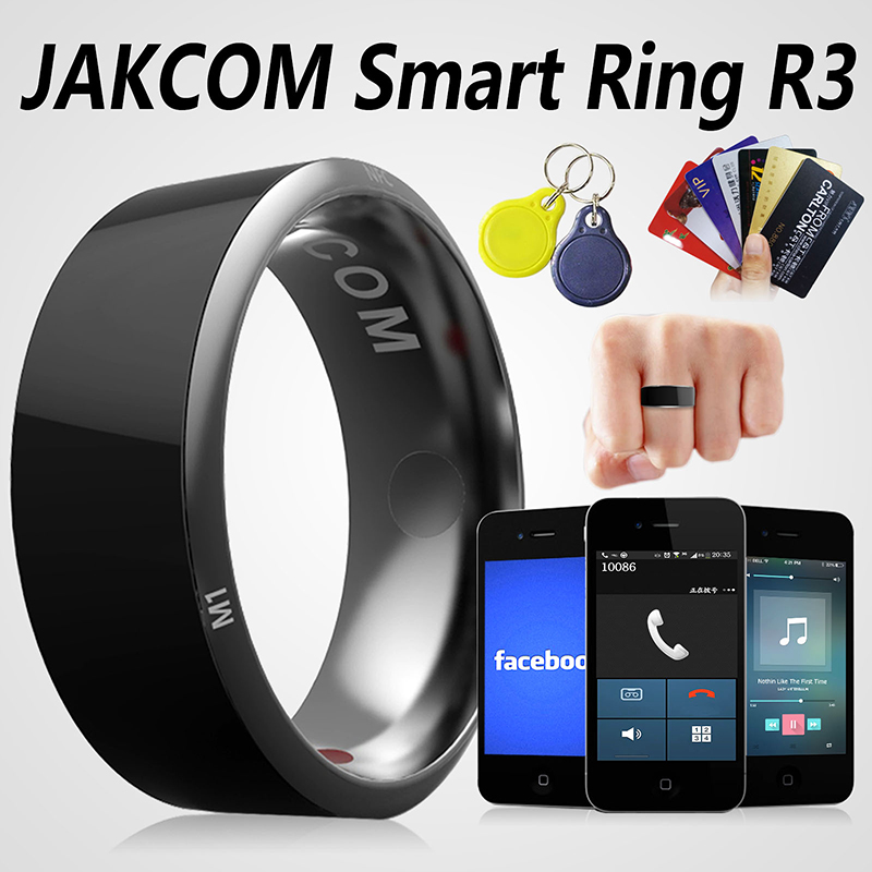 TIMER Jakcom R3 Smart Ring Magic NFC Wireless Function Lock Phone Privacy Protection for Android Smart Phones Fashion Rings