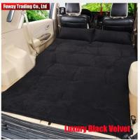 Automatic Inflatable Car Back Seat Cover Car Air Mattress Travel Bed for SUV Porsche Cayenne 911 Cayman Macan Panamera