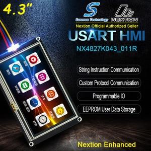 "Image 2 - 4.3"" NX4827K043 Nextion Enhanced HMI USART UART Serial Resistive Touch TFT LCD Module Display Panel for Arduino Raspberry Pi"