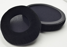 Velour交換クッション耳パッドカバー枕用ゲーミングヘッドセットキングストンhyperxクラウドii khx hscp gmヘッドフォン