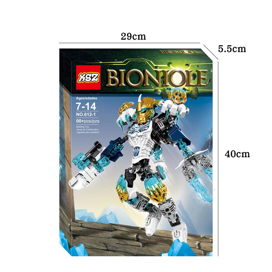 71311 Bionicle Kopaka Melum Unity set 193pcs New Building Block Free Shipping