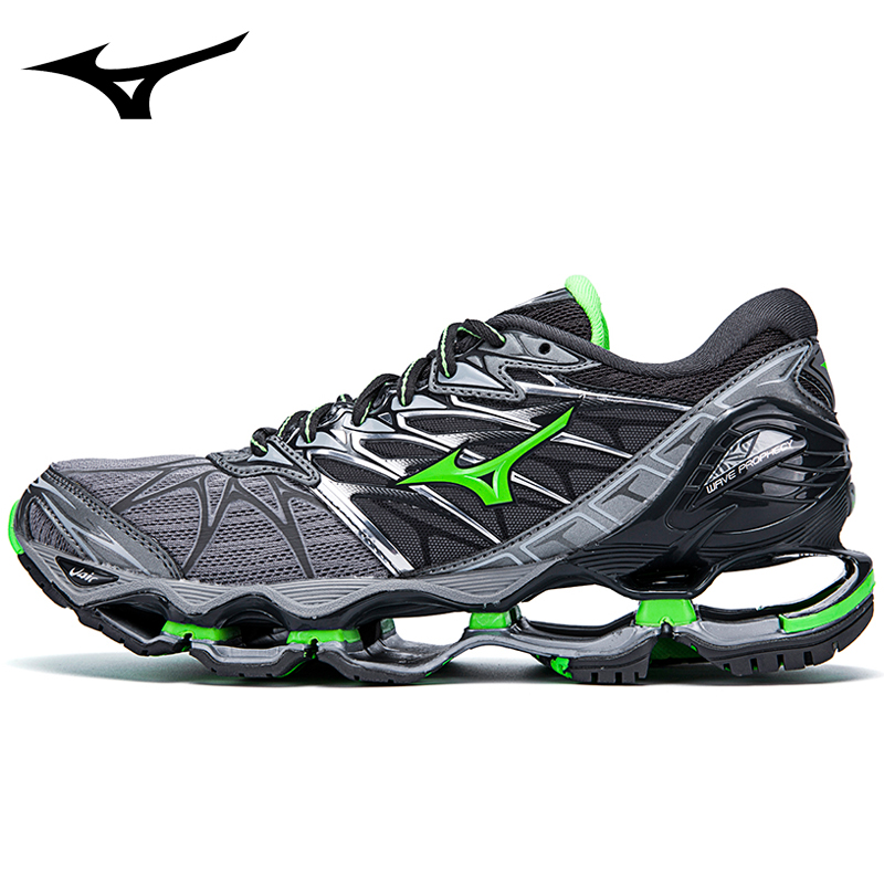 2018 MIZUNO WAVE Prophecy 7 professional Sport shoes Men Sneakers Outdoor Sport Weight lifting Shoes Size 40-45 термоноски guahoo sport mid weight 150 cf bk
