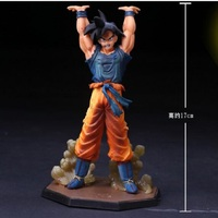 Dragon Ball Son Goku Spirit Bom Pvc Action Figure Model Speelgoed film & TV Dragon Genki dama DIY Display Speelgoed Chirstmas Gift