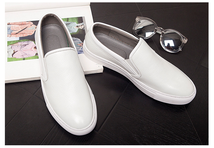 Hot Sale Men Casual Shoes High Quality Black Men Shoes Breathable Pu Leather Men Loafers Zapatos Hombre Size 40-46 KM514-516 B1Hot Sale Men Casual Shoes High Quality Black Men Shoes Breathable Pu Leather Men Loafers Zapatos Hombre Size 40-46 KM514-516 B1