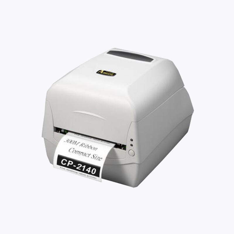 Argox barcode cp 2140M adhesive textile label printer working for hang tags multifuncional pvc sticker printer