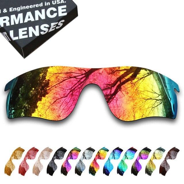 bf9e1c45f1 Lentes de repuesto polarizadas para gafas de sol Oakley RadarLock Path-múltiples  opciones
