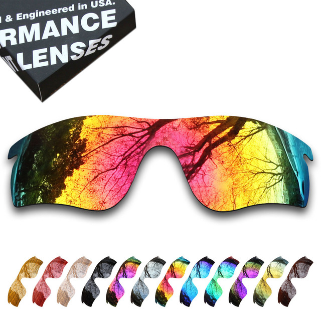 88ba65a72db ToughAsNails Polarized Replacement Lenses for Oakley RadarLock Path  Sunglasses - Multiple Options