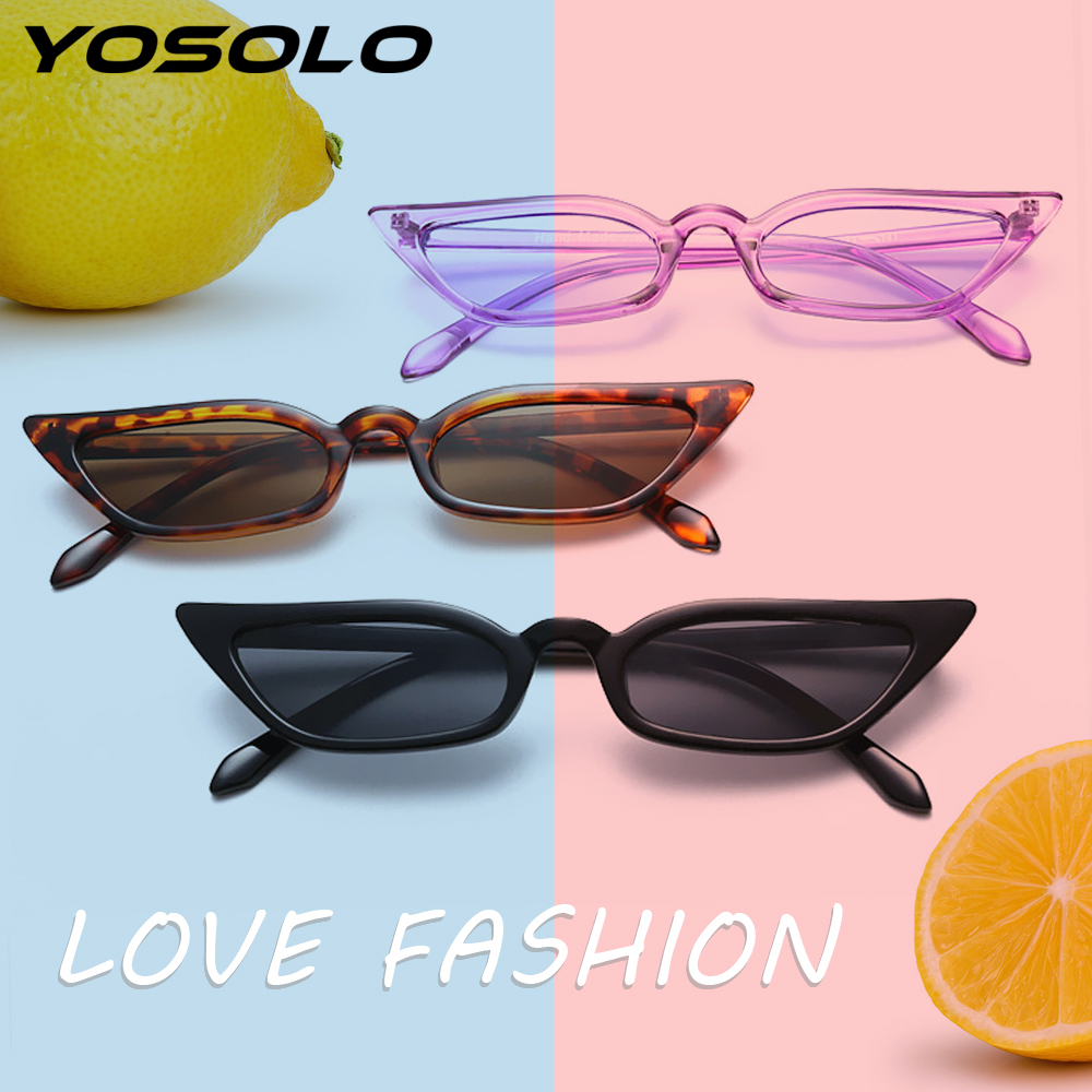 Moto Goggles Riding Driving Eyewear Vintage Cat Eye Sunglasses UV400 Motorcycle Glasses Retro Small Frame Protective Gears