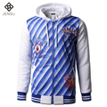 2016 Men 3D Print Hoodies Zipper Assassins Creed Hoodies Poleron Hombre Men's Casual Fashion Slim Fit Assassins Creed Hoodies