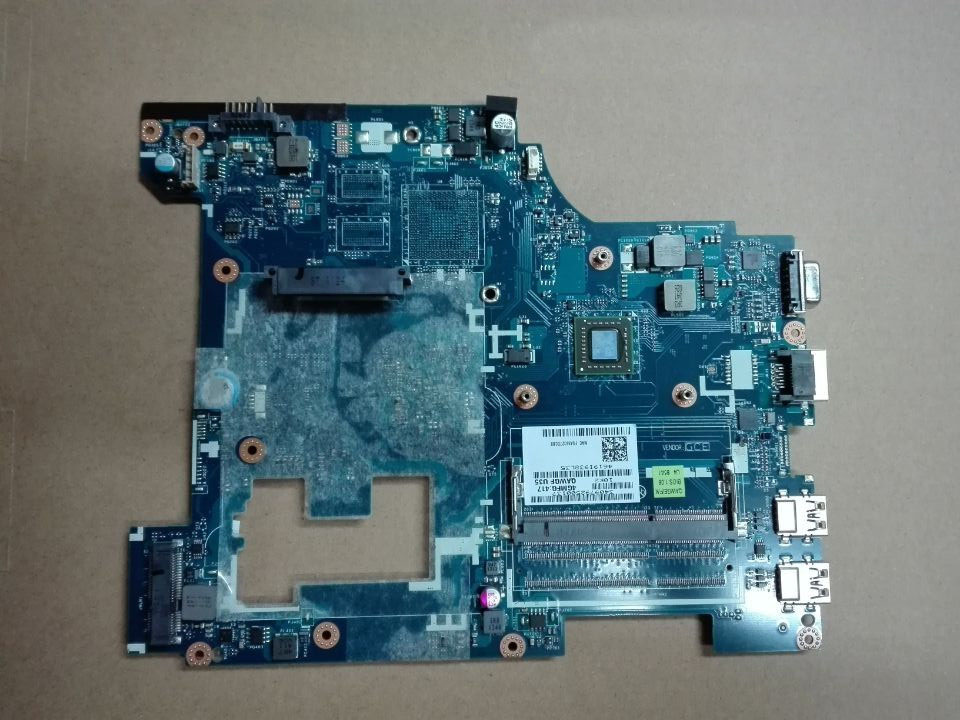 все цены на LA-8681P Rev 1.0 motherboard for lenovo ideapad G485 14 inch laptop main board DDR3 CMC70 CPU 100% tested