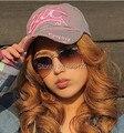 Бат открытый бейсболка любителей вс шляпа летом солнце затенение крышка женской моды cap женская спортивная шапка горячие продажи бесплатная доставка