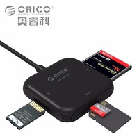 ORICO 4 In 1 USB3 0 Card Memory Reader Micro Extension Headers CardReader For TF SD