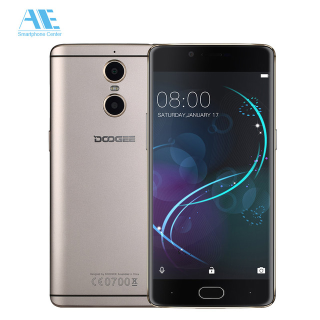 "Doogee Shoot 1 Dual Rear Camera MTK6737T Quad Core Android 6.0 2GB RAM 16GB ROM 13MP 5.5"" FHD 1920x1080P 3300mAh Mobile Phone"