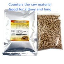 Freeshipping,2018 FDA certification cordyceps substitute raw cordyceps mycelium capsule 200 grain of invigorating the lung