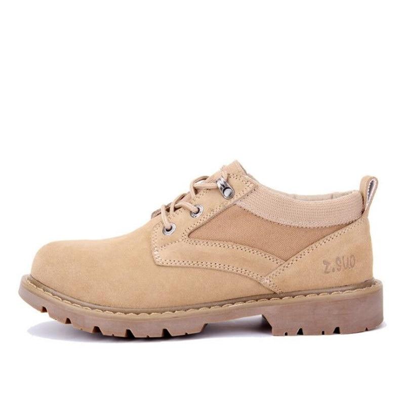 Camurça Respirables Masculina Novos Bege Em Los De Botas Ferramentas Massa Zapatos laranja Dos Moda Respiráveis Homens Hombres Sapatos an7qYxrBI7