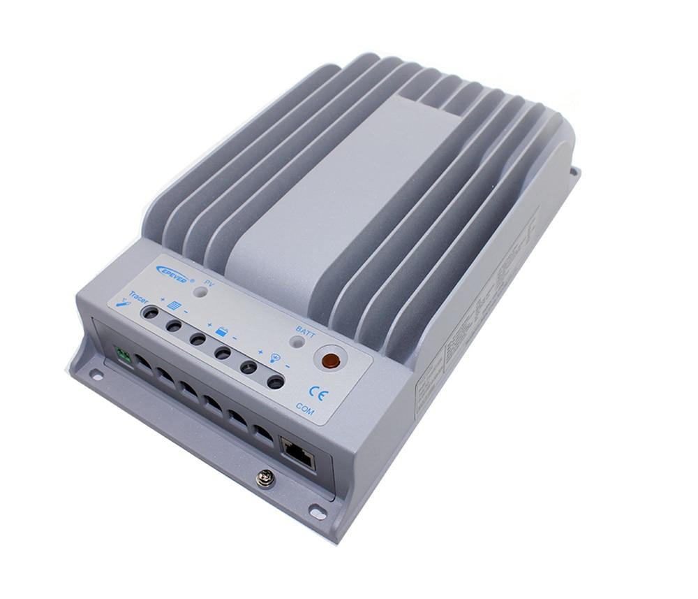 MPPT 20A 20amp Tracer2215BN carga del panel solar con la función de ble para 12 V/24 V auto tipo - 2