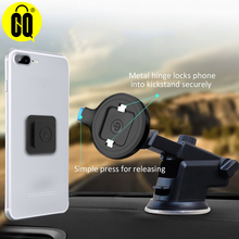 Car Mount Universal Phone Holder, Cradle Clamp for iPhone X 8/8 Plus 7/7 Samsung Galaxy S9 S8 Any phone