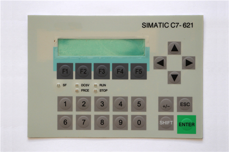 6ES7621 1AD01 0AE3 6ES7 621 1AD01 0AE3 Membrane Keypad For SIMATIC C7 621 Repair HAVE IN