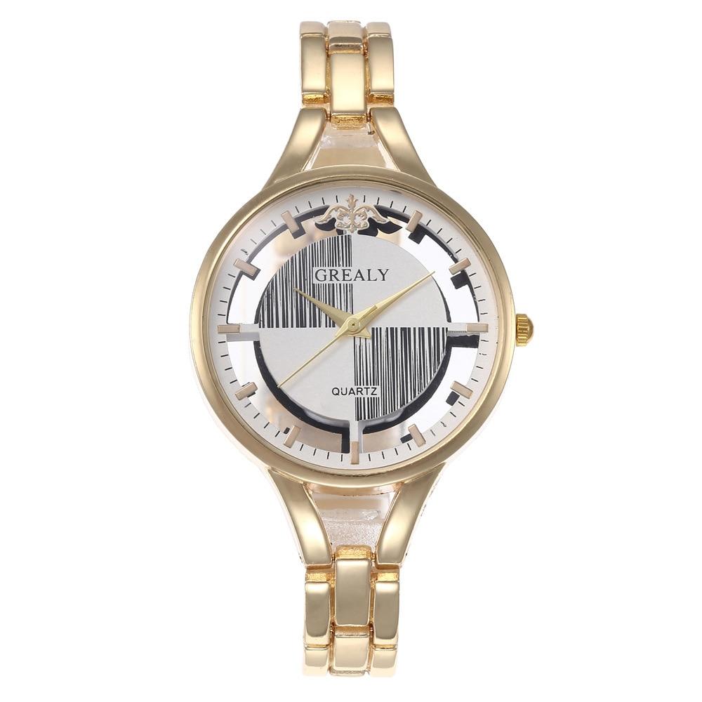 2019 New Rose Gold Women Watch Business Quartz Watch Ladies Top Brand Luxury Female Wrist Watch Girl Clock