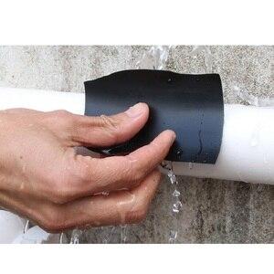 Image 3 - Super Starke Wasserdichte Stop Lecks Dichtung Reparatur Band Leistung Selbst Fiber Fix Band Fiberfix Klebeband