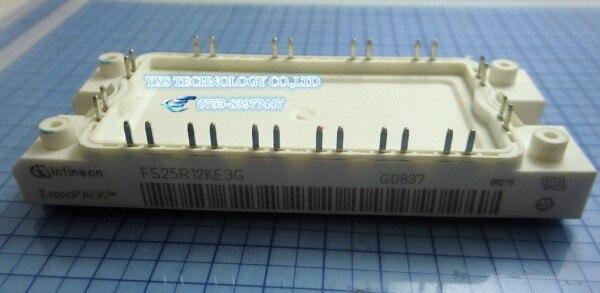 FS25R12KE3G IGBT MODULE IGBT N-CH 1.2KV 40A