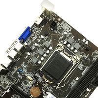 computer motherboard H55 Motherboard LGA1156 DDR3 16Gram Dual Sata 2.0 4xUSB 2.0 PCI-Express Mainboard Supports I3 I5 I7 CPU For Computer (5)