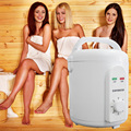 Home Sauna Fumigation Machine Vapor Generator Fit For Steam Sauna use bathroom shower room