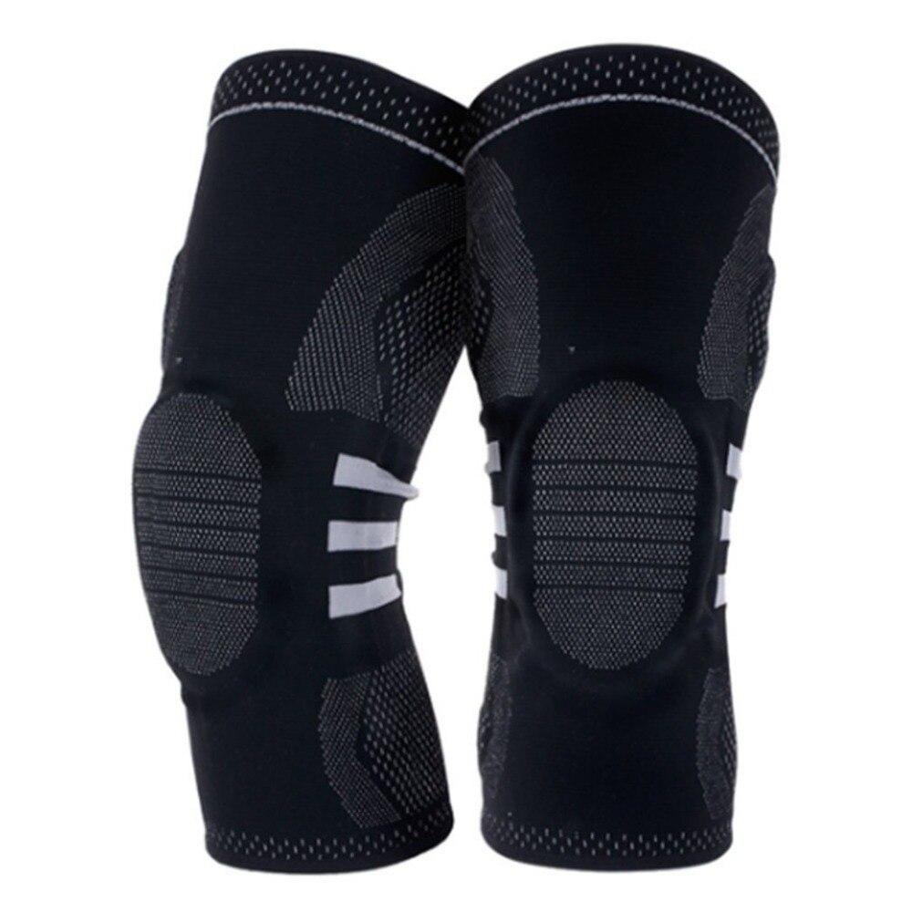 Knieschoner Besorgt Einstellbare Unisex Sport Knie Pad Kneepad Knie Unterstützung Klammer Wrap Beschützer Knie Hülse Patella Wache M L Xl Für Schwere Duty Arbeit