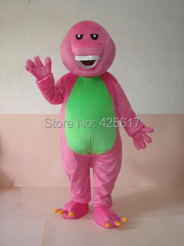 Hot selling!New popular cute funny banny pink Cartoon Fancy Dress Suit Outfit Animal Mascot Costume - Sam's World store