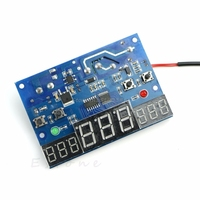 Intelligent Digital Thermostat Temperature Controller 40C 300C DC 12V G205M Best Quality